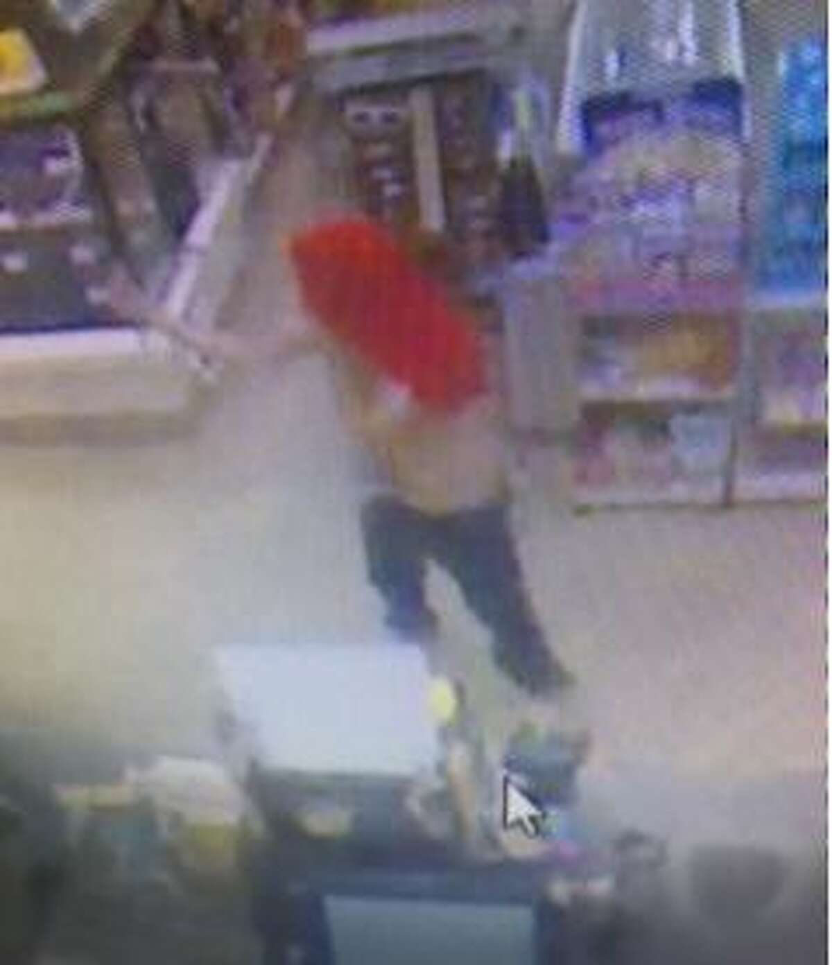A man believed to be in his early 20s is wanted in an attempted robbery Wednesday, Feb. 28, 2018, at a 7-Eleven store in Bonita Springs, Fla., police said.
