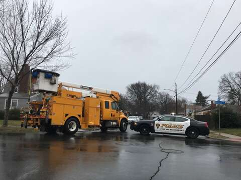 Nor'easter tore across Connecticut, left thousands without