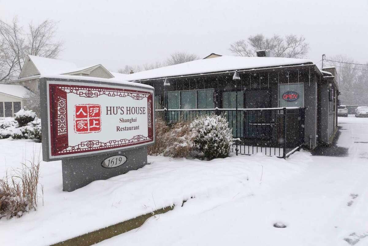 A view of Hu's House on Thursday, Feb. 22, 2018, in Colonie, N.Y. (Paul Buckowski/Times Union)