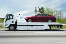 Online car buying company Carvana has launched in three new markets — in Bridgeport, New Haven and Hartford.