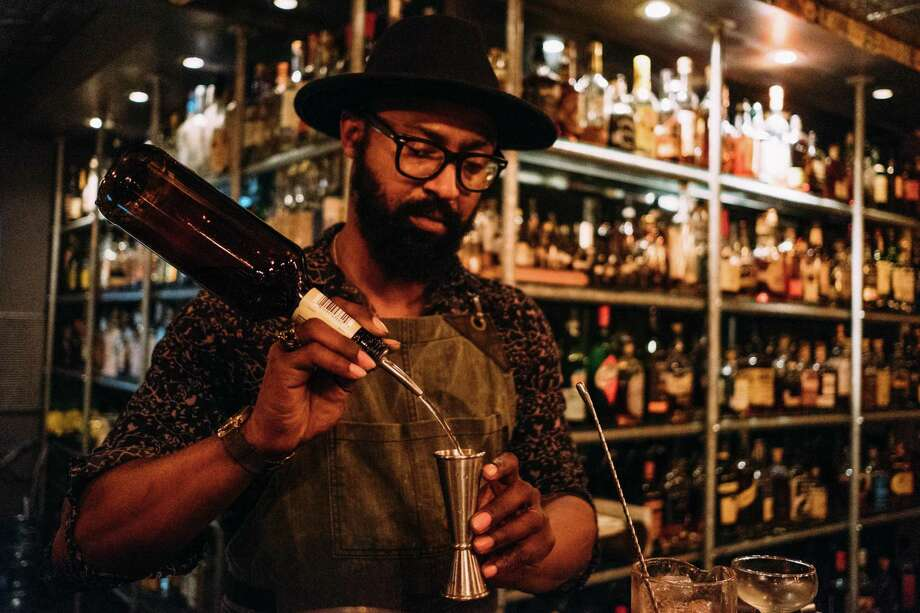 Bartenders in Bexar County poured $46 million worth of beer, wine and liquor in January. Photo: Tito West / / tito West