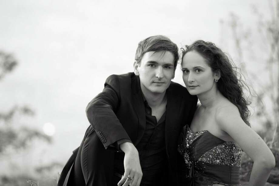 The fiery Russian Primakov/Lavrova Duo performs March 10, at an afternoon concert in Fairfield. Photo: Music For Youth / Contributed Photo
