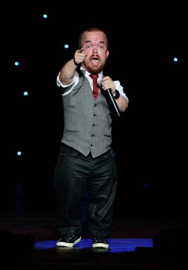 Brad Williams will perform March 8-10 at Mohegan Sun's Comix club. Photo: Frazer Harrison / Getty Images / 2015 Getty Images