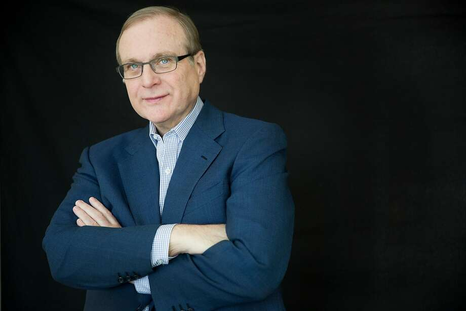 "Microsoft co-founder Paul Allen says that although great progress is being made in artificial intelligence, machines still don't have ""common sense."" Photo: BEATRICE DE GEA, NYT"
