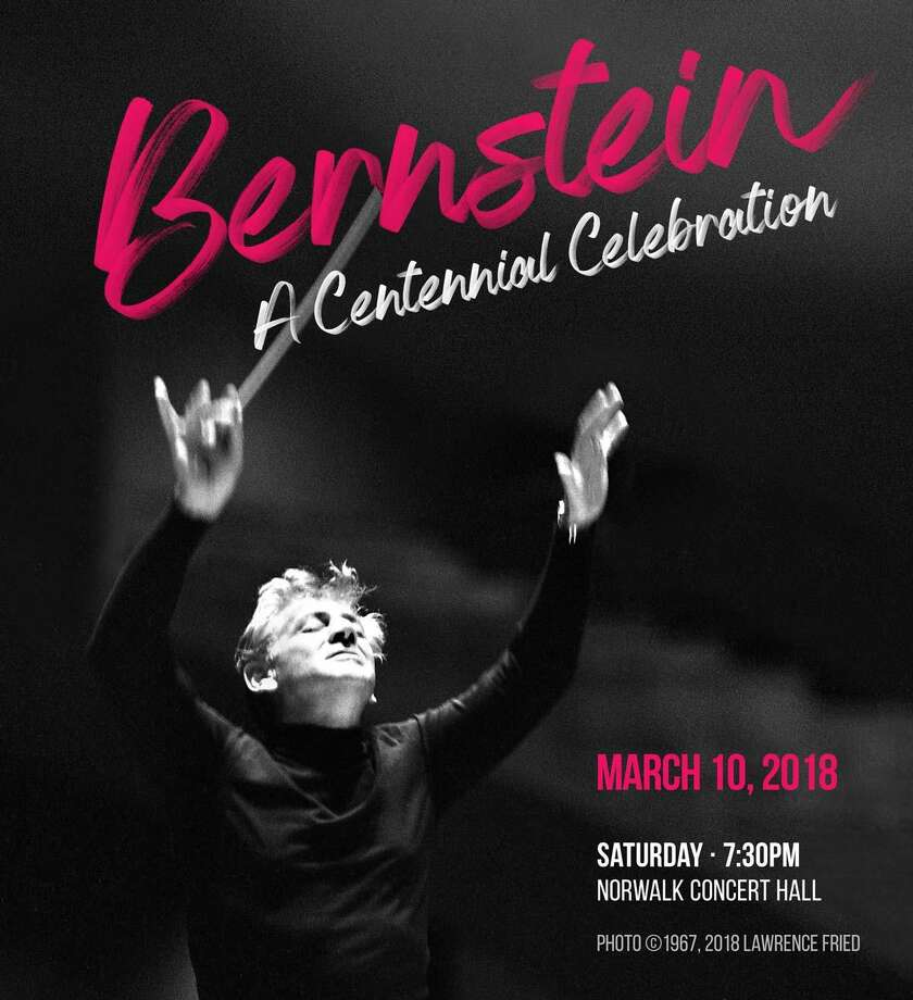 """Bernstein: A Centennial Celebration,"" presented by the Fairfield County Chorale, takes place March 10 in Norwalk. Photo: Lawrence Fried (1967) / Contributed Photo"