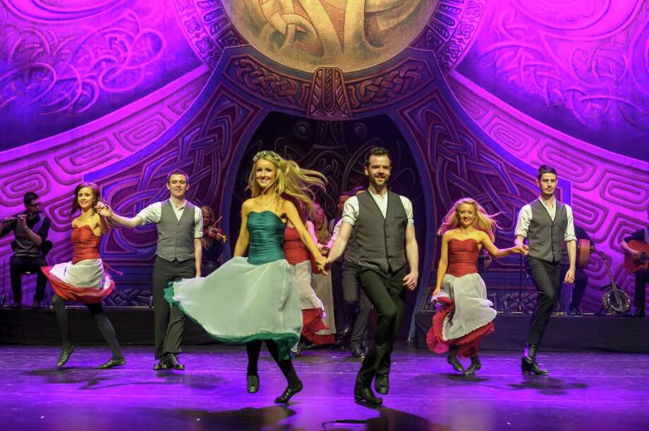 """""""Rhythm of the Dance"""" will have one performance at the Waterbury Palace Theater on March 14. Photo: Wim Lanser / Contributed Photo"""