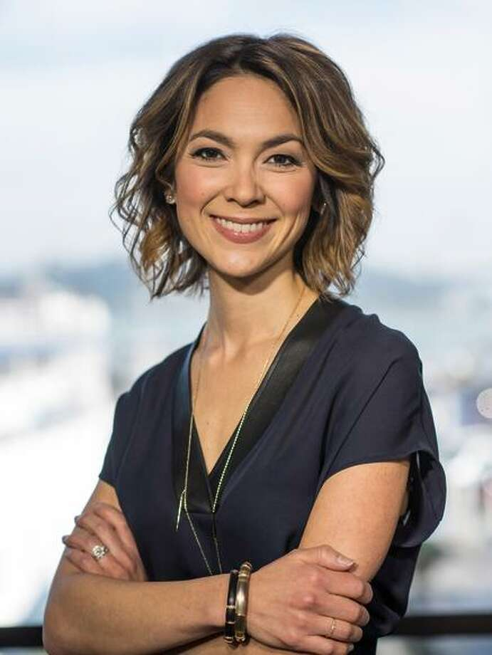 Emily Chang Photo: David Paul Morris