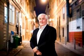 Investor and philanthropist Ron Conway poses for a portrait on Wednesday, Feb. 28, 2018, in San Francisco.