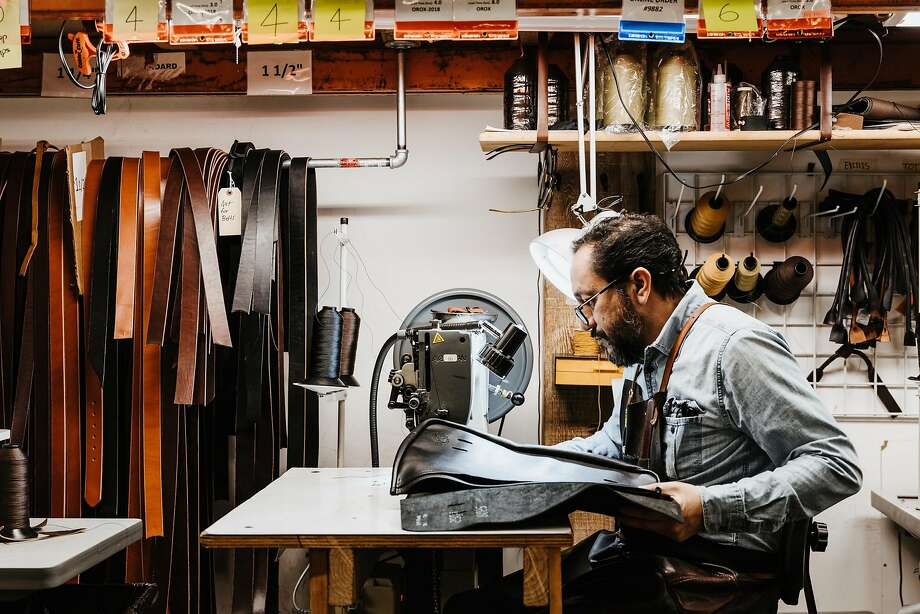 One Oaxacan family's leather crafting tradition has made Orox Leather Company a celebrated Portland maker. Photo: David Alvarado, Travel Portland