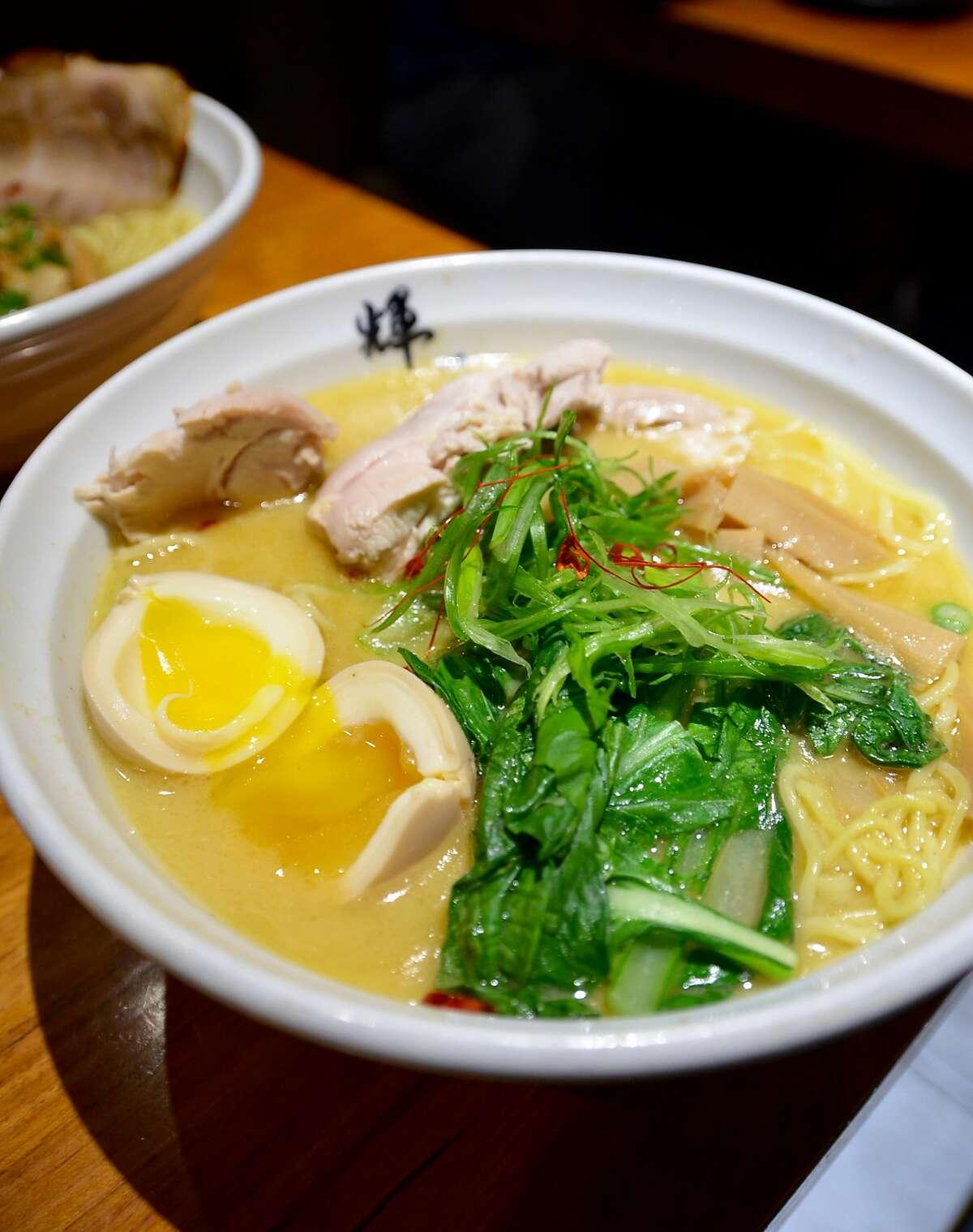 The subtle stunner chicken rich ramen made from Kizuki Ramen & Izakaya.�