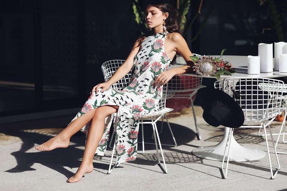 The Honolulu label, made in Hawaii, and local formal sister line Ava Sky can be dressed up or dressed down. Photo: Samantha Feyen