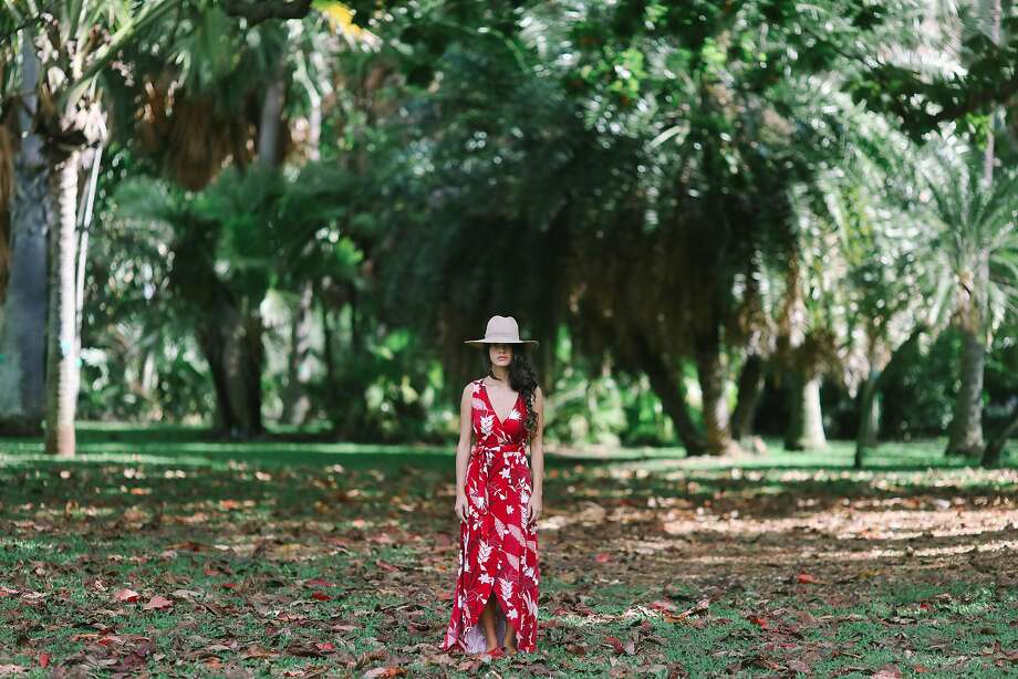 The Honolulu label, made in Hawaii, and local formal sister line Ava Sky have made a splash with relaxed but stylish sportswear for women and girls. Photo: Samantha Feyen