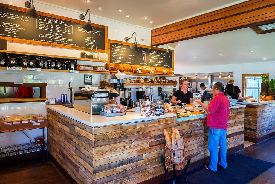 The Hanalei Bread Co. on Kauai, run by San Francisco expat Jim Moffat. Photo: Daniel Lane