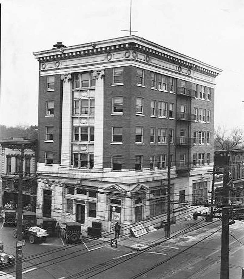 Edward M. West and his son-in-law, Civil War-veteran Major William R. Prickett, opened the doors of a new bank on Jan. 1, 1868, in Edwardsville, Illinois. It was located at the site now occupied by the Madison County Administration Building.