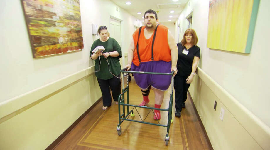 "Robert Buchel died in November while filming episodes for the TLC show ""My 600-lb Life."" Photo: TLC / TLC"