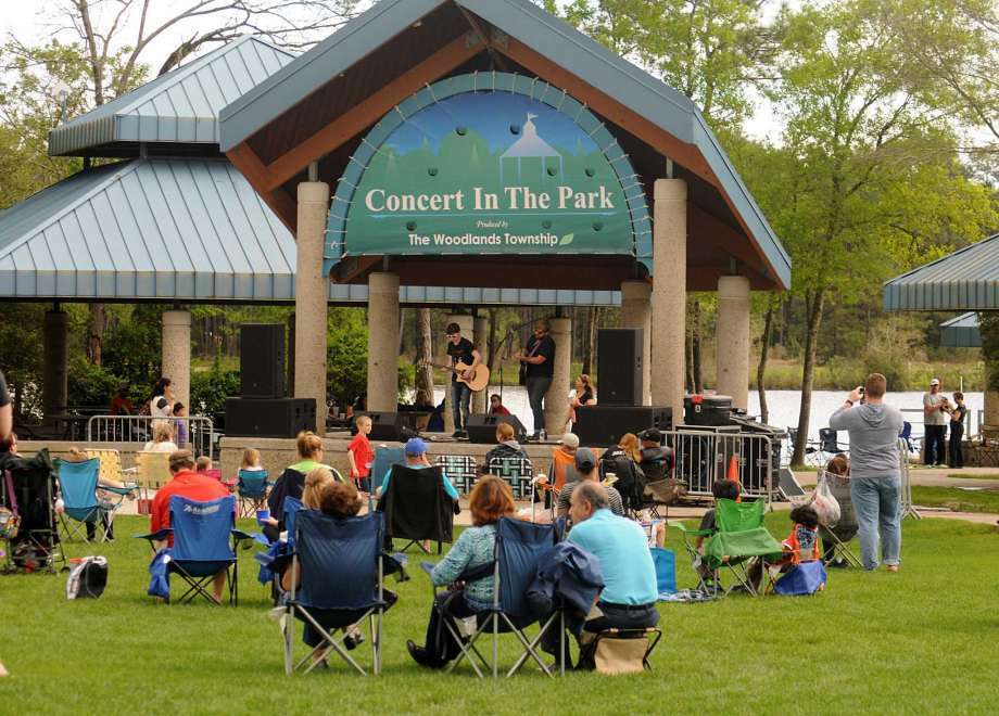 The annual Concert in The Park series begins Sunday and continues through mid-April.