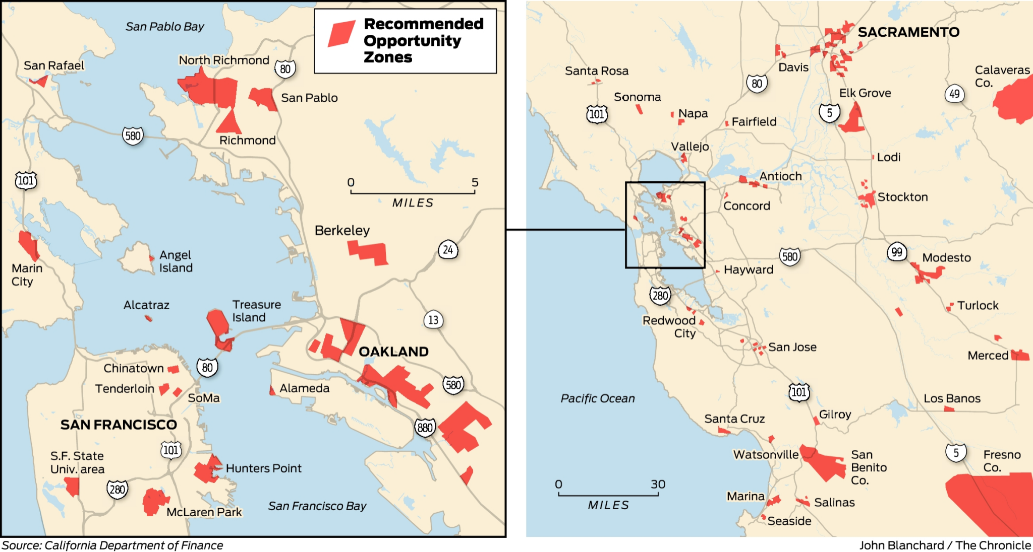 9 SF spots could see new buildings under federal tax-break program Dof Tax Map on