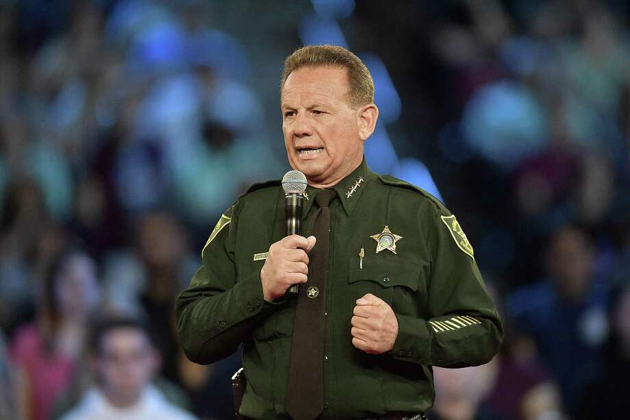 What Broward County Sheriff Scott Israel is protecting is his personal reputation and power. Photo: Michael Laughlin /Sun Sentine / Sun Sentinel