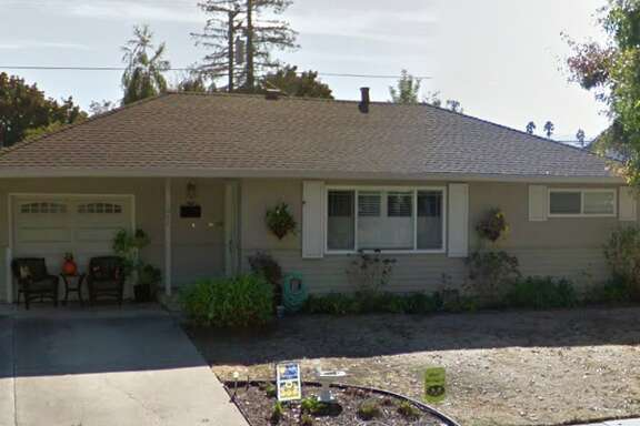 This 800-sq.-ft. Sunnyvale home sold for $2 million in February.