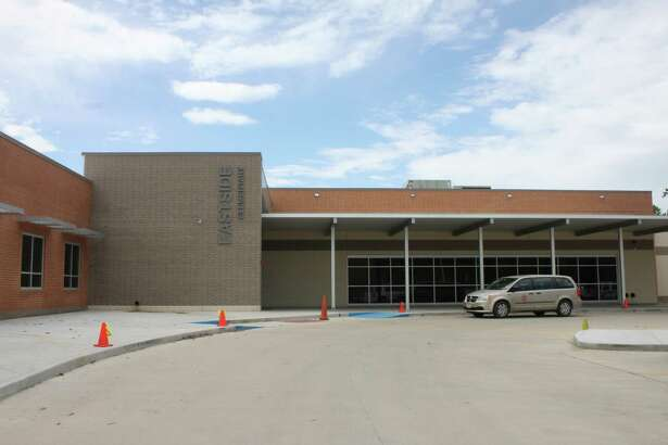 Construction at Eastside Elementary is nearing completion.
