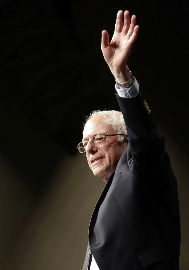 Vermont Sen. and former Democratic presidential candidate Bernie Sanders will join the populist group Our Revolution Texas for a speaking event at Trinity University next Friday. Photo: Associated Press File Photo / AP