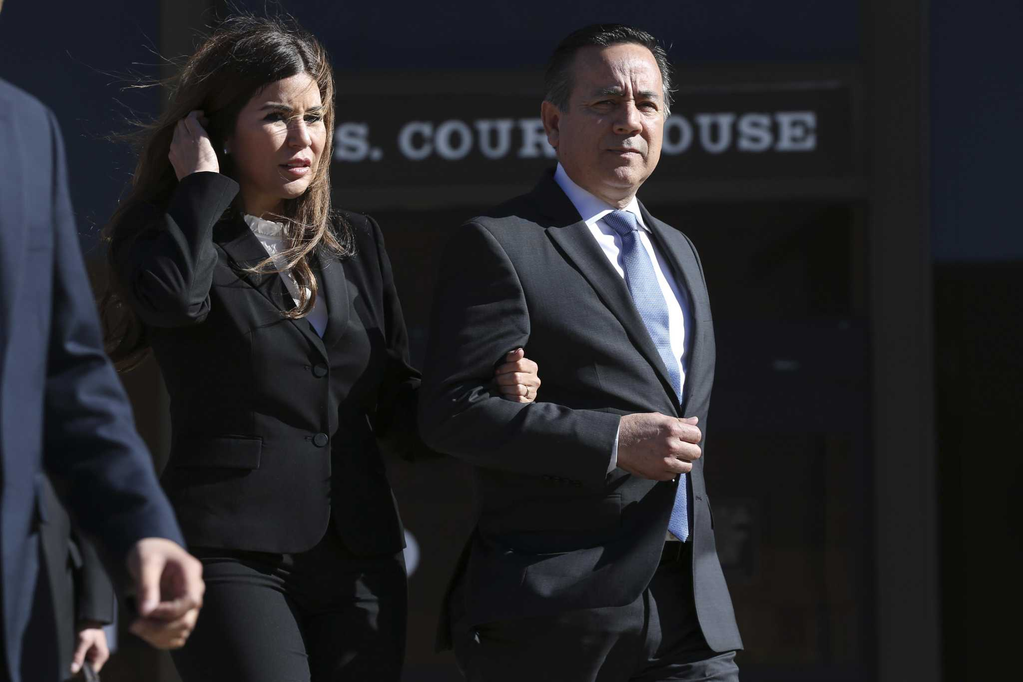 Uresti's wife files for divorce following salacious trial
