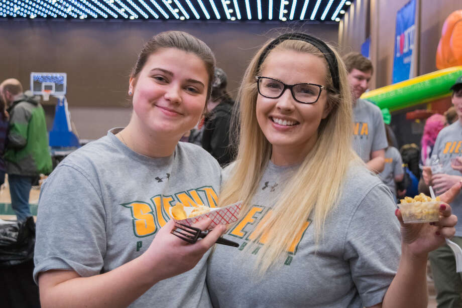 Were you Seen at the third annual Hannaford MAAC-n-Cheese Fest at the Albany Capital Center on March 2, 2018? Photo: Cait Perry/Ed Lewi Associates