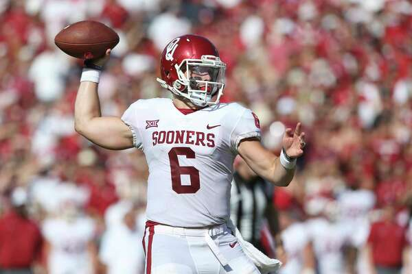 a06cdbcd2bb Raw and real: This is Baker Mayfield - HoustonChronicle.com