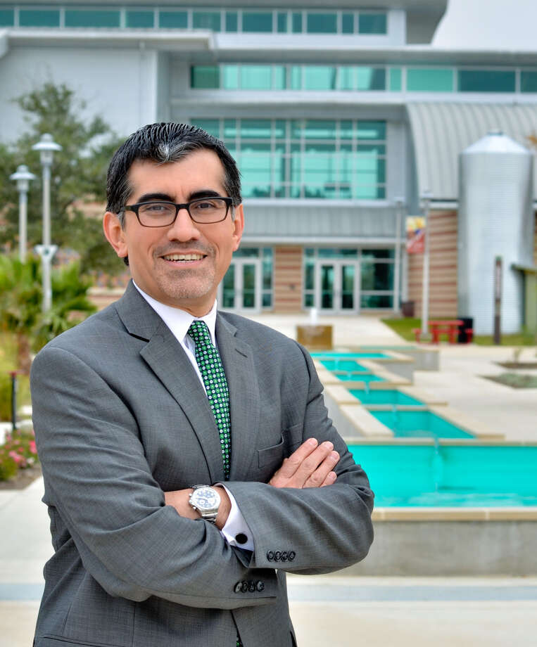 Alamo Colleges named Mike Flores as the new chancellor of the district on Saturday, March 3, 2018. Photo: Courtesy Alamo Colleges District