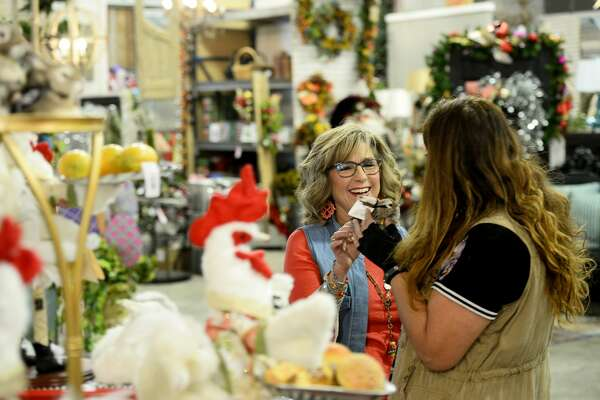 General photography of Miss Cayce's Christmas store March 3, 2018, for Business Insider Magazine. James Durbin/Reporter-Telegram
