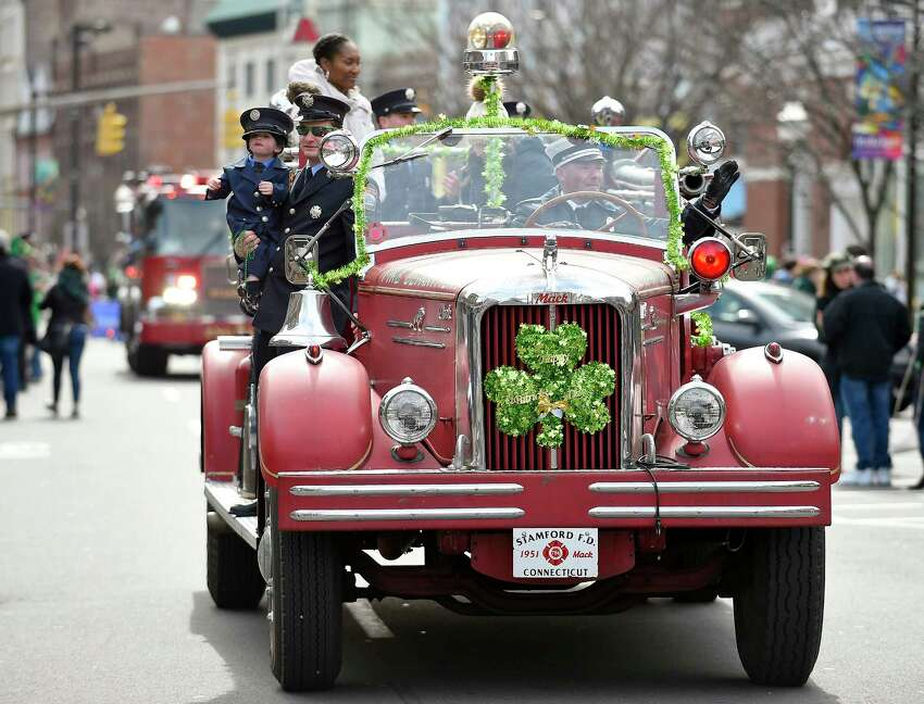 The City of Stamford's ever-popular St. Patrick's Day Parade returns to the streets of Stamford on Saturday, featuring over 80 marching units. Find out more.
