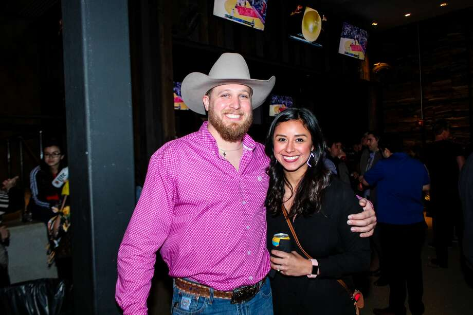 It was a laid-back and relaxed celebration of Texas Independence Day at The Rustic, Friday March 2, 2018. Photo: Jason Gains For MySA