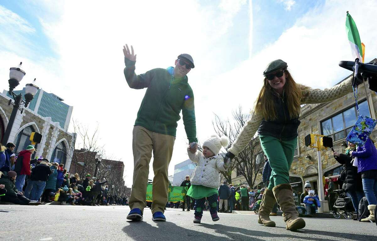 STAMFORD: The iconic Stamford St. Patrick's Day Parade will be putting all in the mood for St. Paddy's Day on Saturday. Find out more.