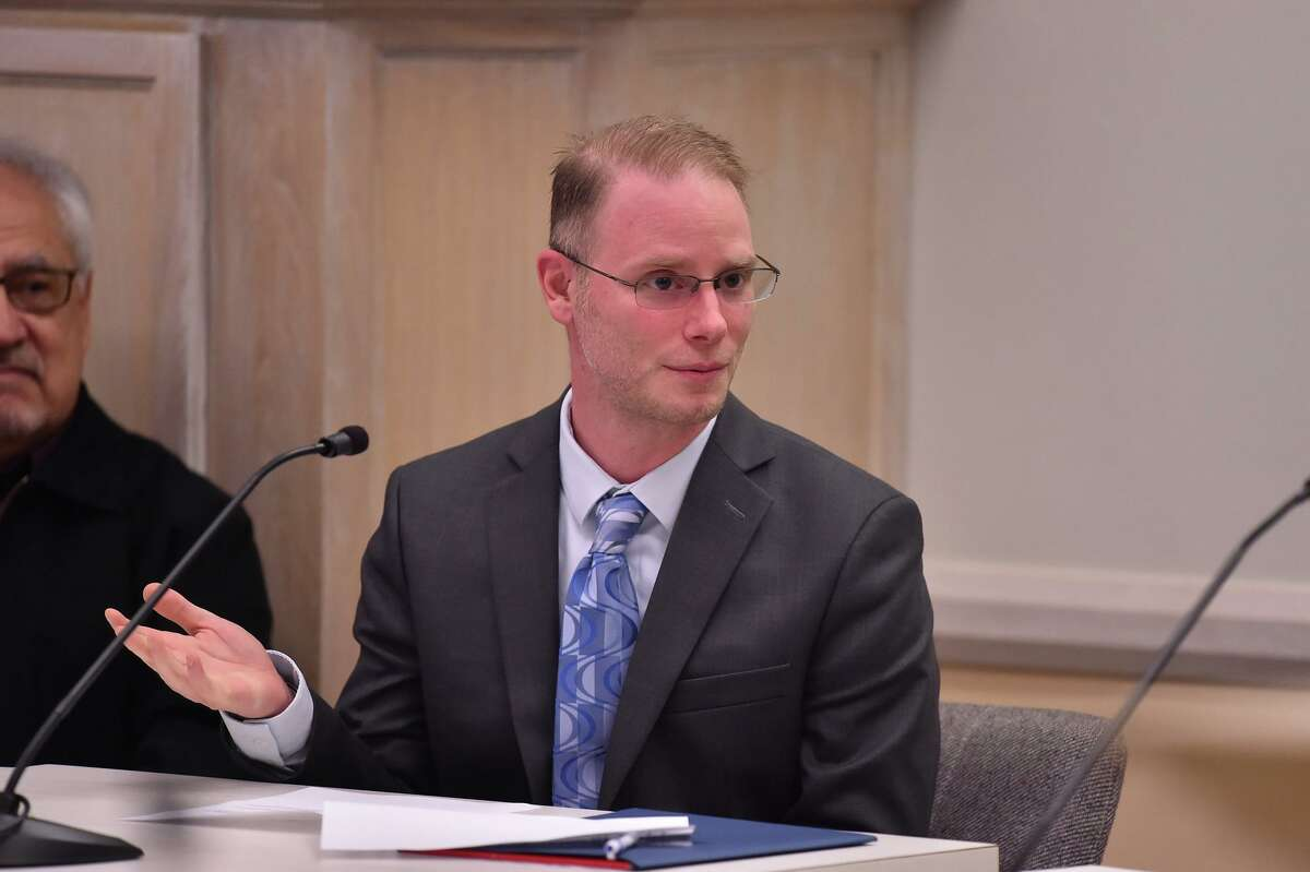 Alamo Colleges trustee Clint Kingsbery, 40, is running unopposed to keep his District 8 seat.