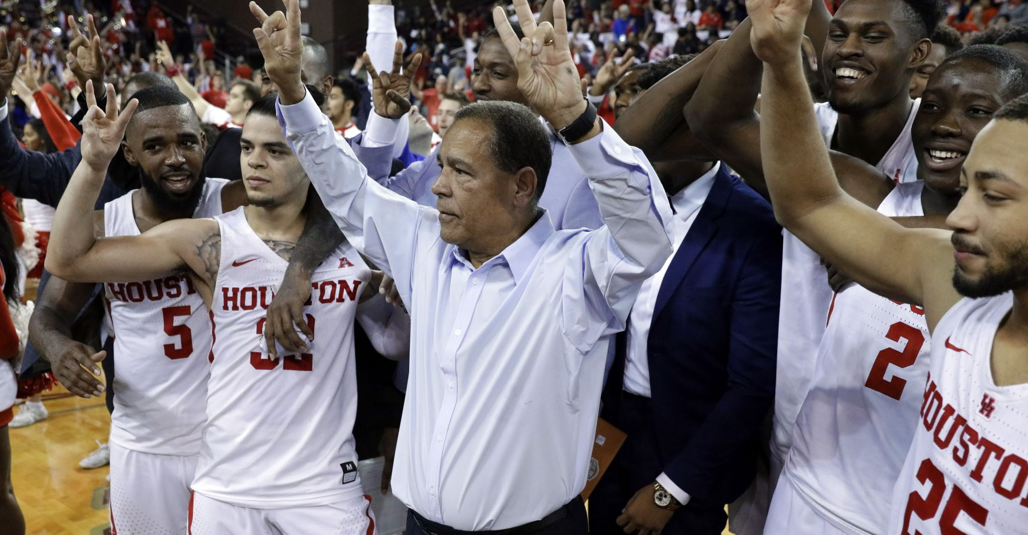 Breaking down UH's NCAA Tournament history