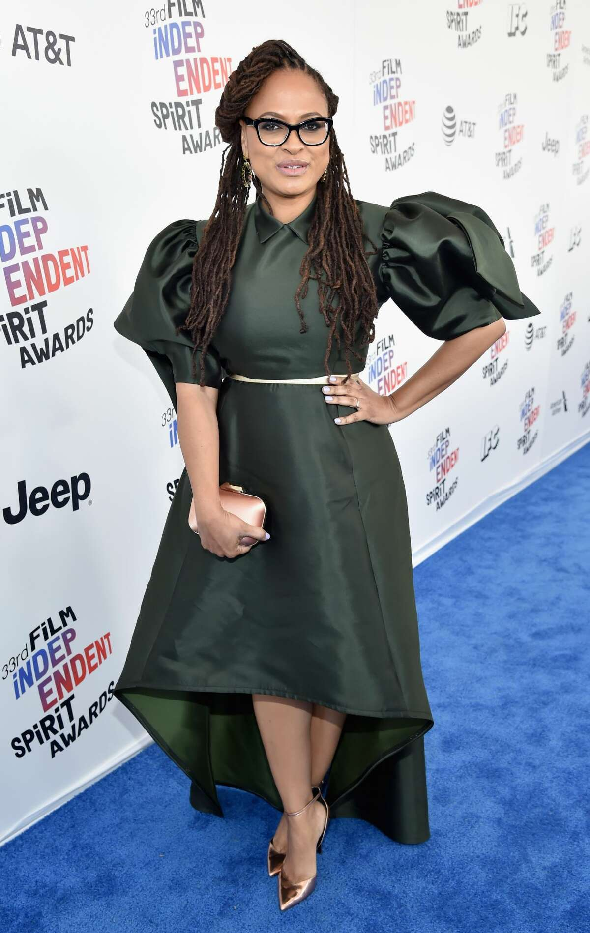 SANTA MONICA, CA - MARCH 03: Director Ava DuVernay attends the 2018 Film Independent Spirit Awards on March 3, 2018 in Santa Monica, California. (Photo by Kevin Mazur/Getty Images)