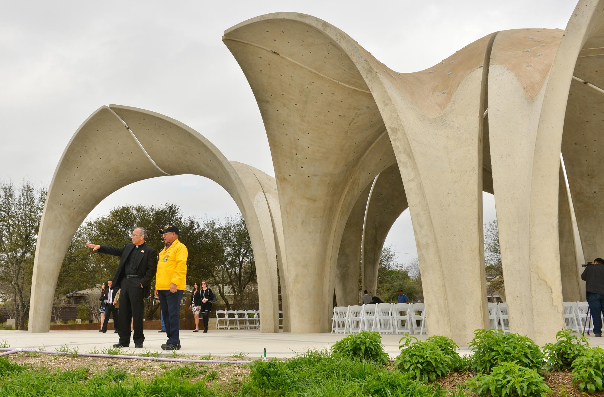 San Antonio S New Confluence Park Hailed As Game Changer