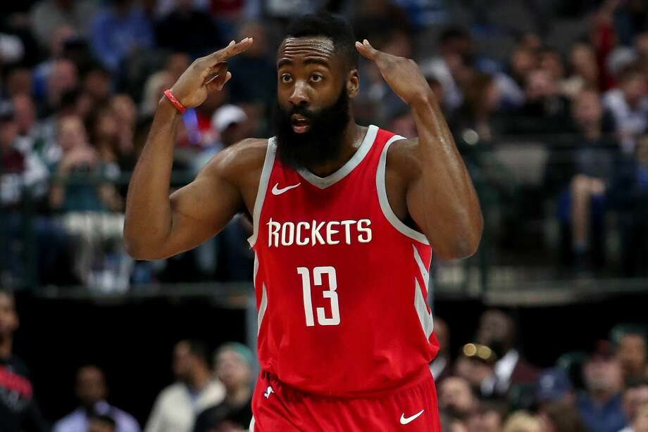 The Rockets can secure a playoff spot with a win over the Raptors Friday night, but even if they lose (and that 17-game win streak ends) Houston can still secure a playoff  berth.Browse through the photos to find out how.  Photo: Tom Pennington/Getty Images