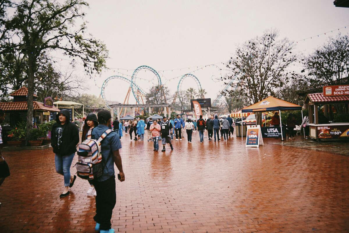 19. Six Flags Fiesta Texas: $258,947