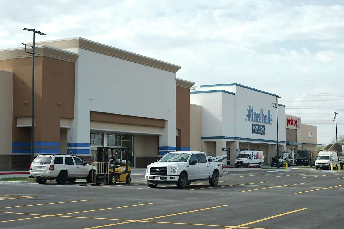 Most space for tenants has been leased at Shoppes of Kemah.