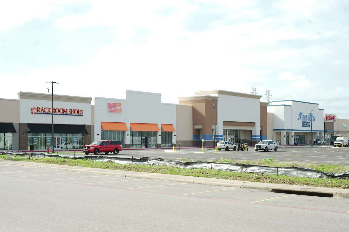 The center is a 79,000-square-foot development on FM 518 west of Texas 146.