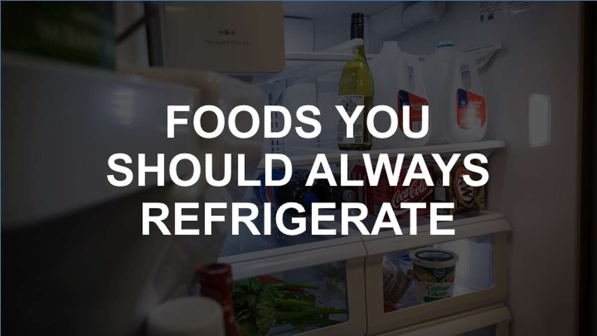 Chances are, you probably refrigerate some things you shouldn't. Likewise, there are probably some things sitting on your kitchen counter in your cabinets or pantry, or even in your medicine cabinet, that should be refrigerated.