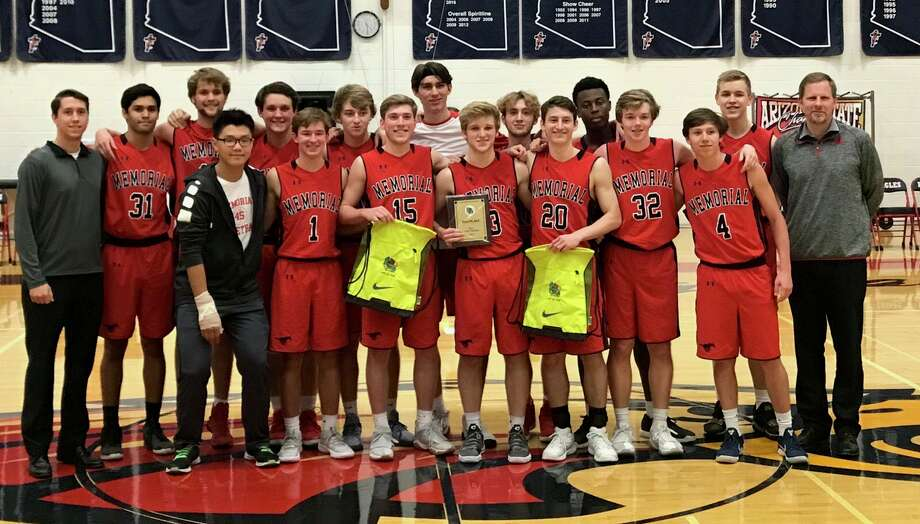 The Memorial basketball team took home two District 15-6A awards and had four more all-district selections after its first playoff appearance in three years and its most victories in a season since 2002.