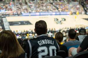Spurs faithful showed en masse Saturday March, 3, 2018, at the AT&T Center to watch their beleaguered team fall to the hated Los Angeles Lakers 116-112.