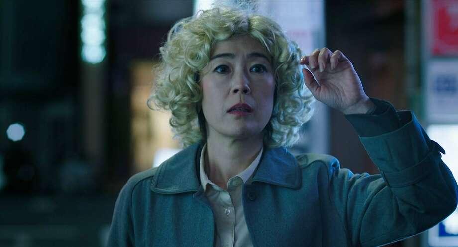 "Shinobu Terajima plays the title character in San Francisco filmmaker Atsuko Hirayanagi's new movie ""Oh Lucy!"" Photo: Courtesy Film Movement"