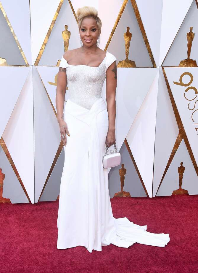 Best: Mary J. Blige, this is your best look to date! Photo: Frazer Harrison/Getty Images
