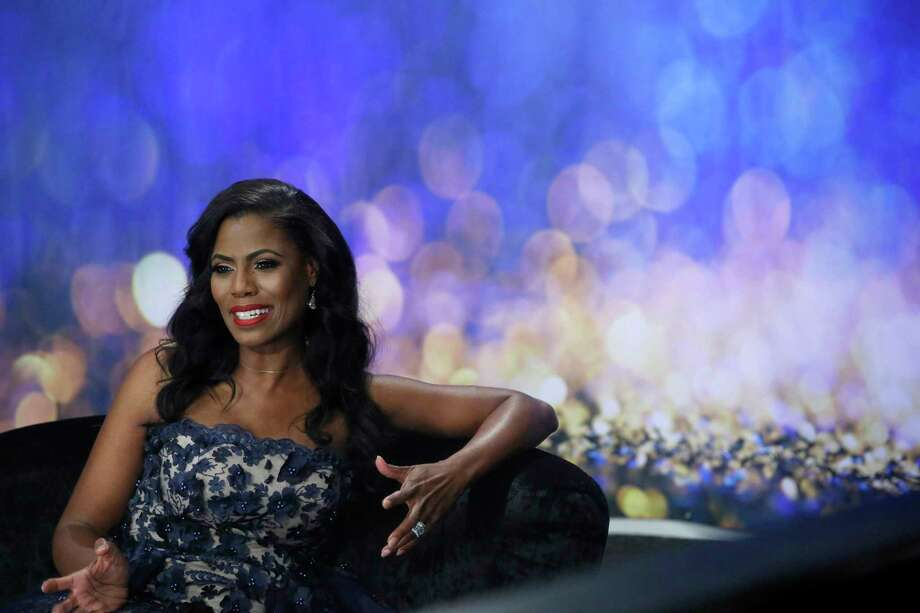 """Omarosa dishes on """"Celebrity Big Brother."""" Photo: Cliff Lipson / ©2018 CBS Broadcasting, Inc."""