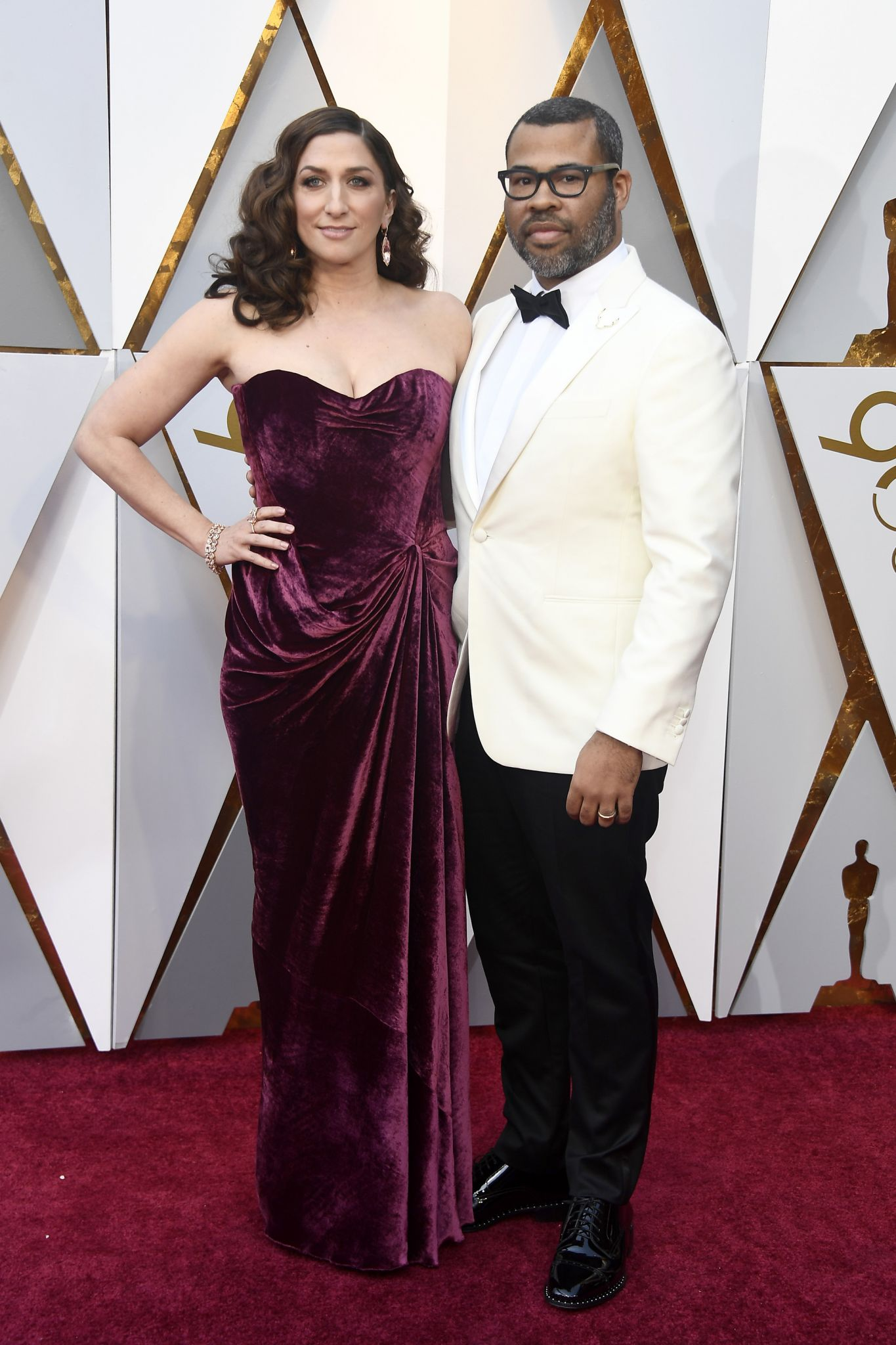 Kobe and Vanessa Bryant and other cute couples walk the Oscars red carpet