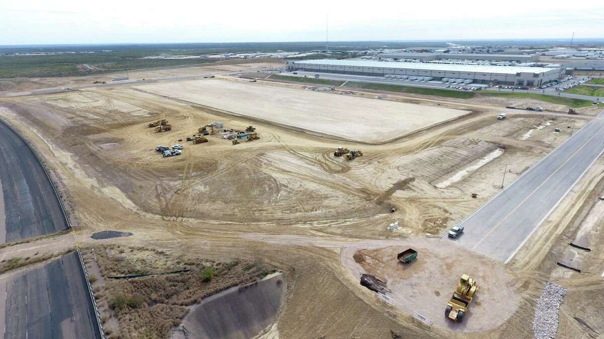 Majestic Realty's newest project, Port Grande, is a 2,000 acre master planned logistics port.