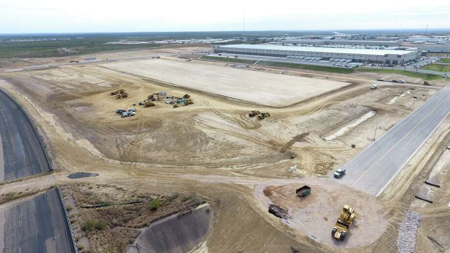 Majestic Realty's newest project, Port Grande, is a 2,000 acre master planned logistics port. Photo: Courtesy Photo